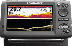 Lowrance 000-12660-001 HOOK-7X MID/HIGH/DOWNSCAN