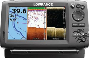 Lowrance 000-12664-001 HOOK-7 BASE MID/HIGH/DOWNSCAN