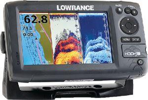 Lowrance 000-12664-002 HOOK7 BASE M/H/DWN LAKE