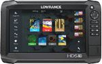 Lowrance 000-13683-001 HDS9GEN3  INSGHT TSCAN