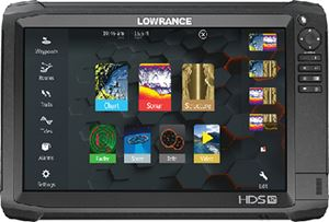 Lowrance 000-13686-002 HDS12  INSGHT 3D BDL