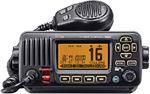Icom M324G21 BLACK VHF RADIO