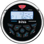 Boss Audio Systems MGR350B MARINE GAUGE STYLE RCVR-IPX6