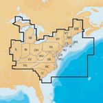 Navionics MSD/NAV+EA NAVIONICS+ REGIONAL EAST