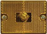 Optronics MC36ABP CLRNCE MRKR SQ AMBER STD MNT
