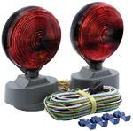 Optronics TL-21RK MAGNETIC TOWING LIGHT KIT 2/PK