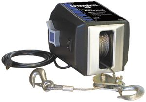 Dutton-Lainson 24876 SA12000AC ELECTRIC WINCH