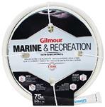 Gilmour 12058075 HOSE 5/8X75 MARINE & RV WHITE