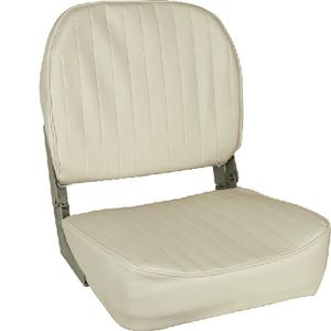 Springfield Marine 1040629 ECON FOLD CHAIR WHITE