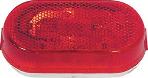 Anderson Marine 108-15R OVAL RED REPLACEMENT LENS