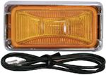 Anderson Marine E150KA CLEARANCE LIGHT W/MOUNT-AMBER