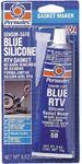Permatex 80022 3 OZ. BLUE SILICONE  (6BR)