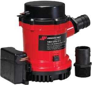 Johnson Pump 01674-001 1600 BILGEW/ULTIMA SWITCH 12V