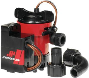 Johnson Pump 06203-00 1250 GPH ELECTRO-MAG COMBO
