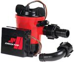 Johnson Pump 07703-00 750 GPH ULTIMA COMBO PUMP