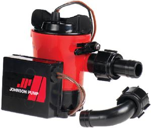 Johnson Pump 07703-00 750 GPH ULTIMA COMBO PUMP