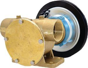 Johnson Pump 10-13022-96-3 F8B PUMP W/ 05-32-3 CLUTCH