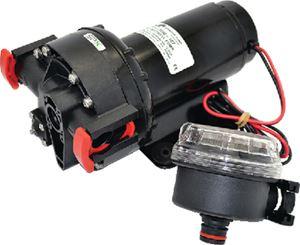 Johnson Pump 1013252107BW 5.2 GPM 12V BAITWELL PUMP