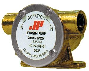 Johnson Pump 10-24569-09 PUMP  ENG COOLING (F35B-8) RPL