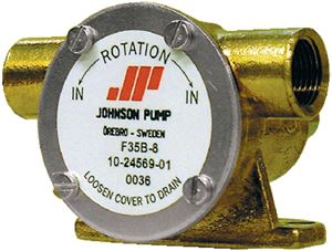 Johnson Pump 10-35038-5E PUMP  ENG COOLING (F35B-8) RPL