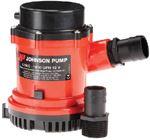 Johnson Pump 16004-00 1600GPH HIGH CAP 12V BILGE