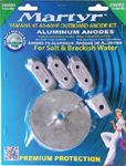 Martyr Anodes CMY4060KITA ANODE-YAM 4T 40-60 HP OB AL