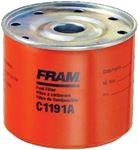 Fram C1191A FILTER OIL/FUEL