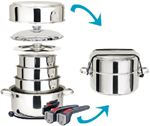Magma A10-360L COOKWARE 10 PC. S/S