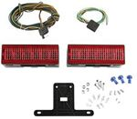 Attwood Marine 14064-7 LED LOWPROFILE TRAILER LIGHTS