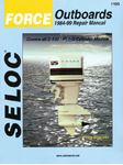 Seloc Publishing 1202 MAN HONDA 02-08 2-225HP 1-6CYL