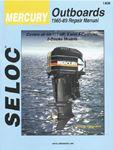 Seloc Publishing 1418 MAN MERC 01-14 2.5-250SP2STROK