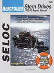 Seloc Publishing 3200 MAN MERC64-91 GAS & STERNDRIVE