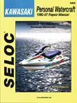 Seloc Publishing 9200 MAN KAWASAKI PWC 73-91