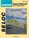 Seloc Publishing 9606 MAN YAM PWC 02-11 ALL 4 STROKE