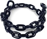 Greenfield Products 2115-RD 1/4 X 4 ANCHOR LEAD CHAIN RED