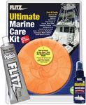 Flitz International Ltd MK 31509 ULT MARINE KIT-BALL POLISH WAX