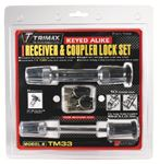 Trimax Locks TM33 LOCK SET