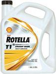 Shell Oil 550019891 ROTELLA T1 30W 5 GAL PAIL