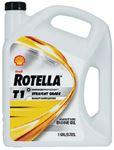 Shell Oil 550045380 ROTELLA T1 30W GAL @ 3/CASE