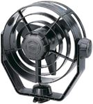 Hella 3361002 FAN 12V 2-SPEED TURBO BLACK