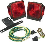 Wesbar 2527511 SUB.UNDER 80 TRAILER LIGHT KIT