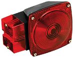Wesbar 2823293 STD. OVER 80  TAIL LIGHT LH