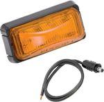 Wesbar 401580 LED 2 RECTANGULAR MARKER/