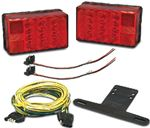 Wesbar 407560 TRAILER LIGHT KIT LED 4X6