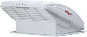 Airxcel 00-05100K MAXXFAN WHITE RAIN FREE VENT.
