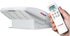 Airxcel 00-07000K MAXX FAN REMOTE CONTROL WHITE