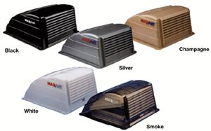 Airxcel 00-933067 MAXXAIR VENT COVER SMOKE