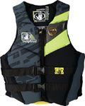 Body Glove Vests 12224W-2XL-LEM/BLK PHANTOM WMN 2XL CHARTREUSE/BLK