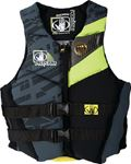 Body Glove Vests 12224W-M-LEM/BLK PHANTOM WMN M CHARTREUSE/BLACK