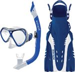 Body Glove Vests 15038SETBLULX JR COVE AQUATICS BLUE L/XL